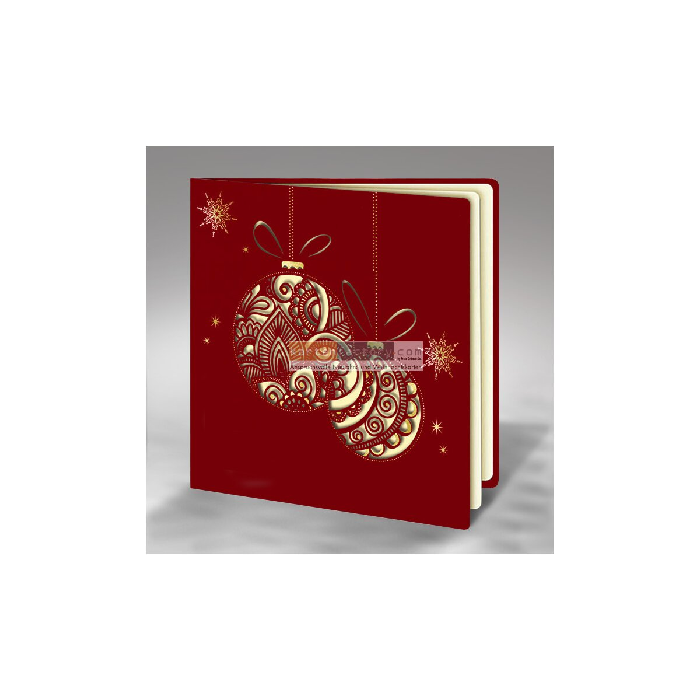 laserkarte weihnachtstimmung weihnachtskarte. Black Bedroom Furniture Sets. Home Design Ideas